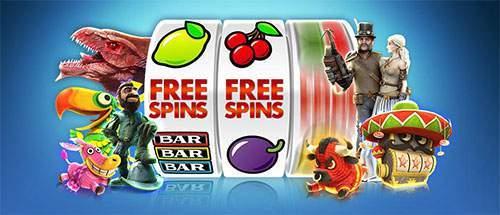 gratis spins bonus bij online casino