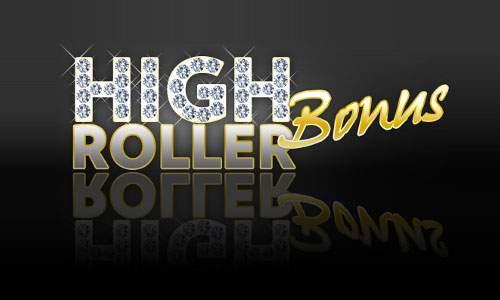 Een high roller bonus speelt om grotere bedragen en is vaak weggelegd voor spelers met een gold of VIP status