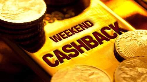 cashback bonus als verzekering tijdens het gokken