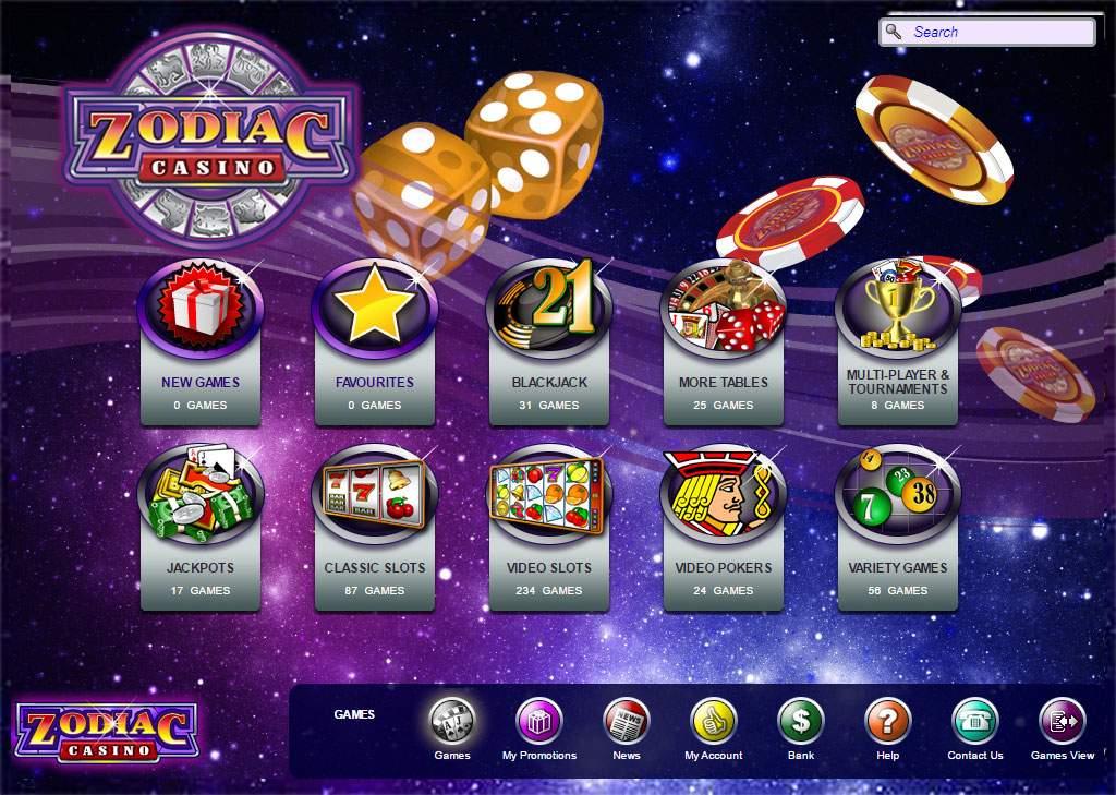zodiac casino 100 keer kans op de jackpot