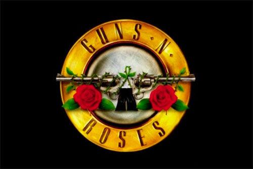 guns'n roses slotmachine netent