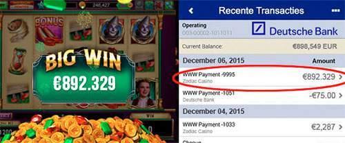 80 gratis spins zodiac casino