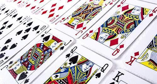 geschiedenis van het kaartspel