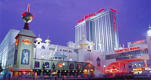 casino trump taj mahal in Atlantic City gaat sluiten