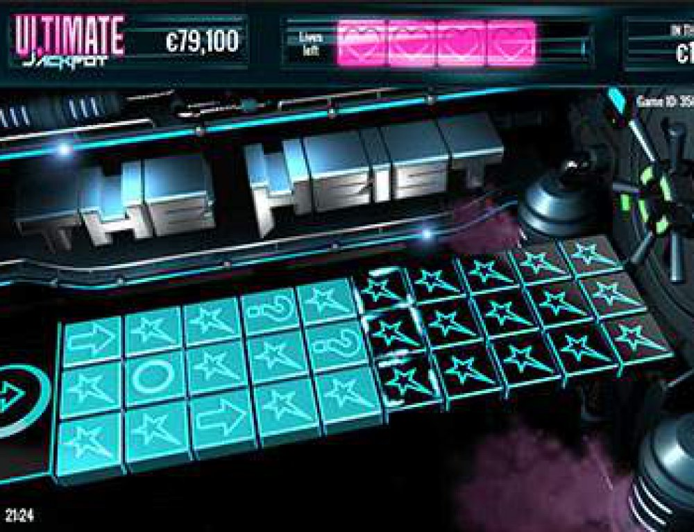 The Heist: nieuw soort skill based casinospel