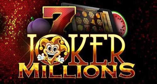 joker millions yggdrasil progressive jackpot slot game