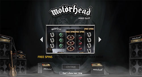 motorhead casino slot review