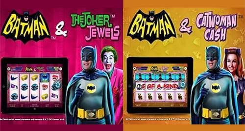 playtech warner brothers batman