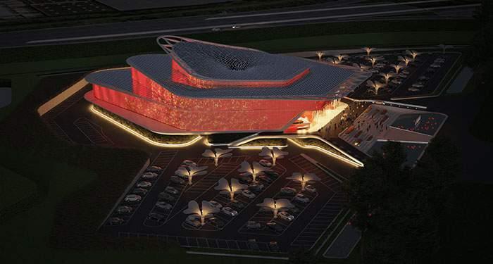 Nieuwe Holland Casino Venlo moet 800.000 bezoekers per jaar gaan trekken
