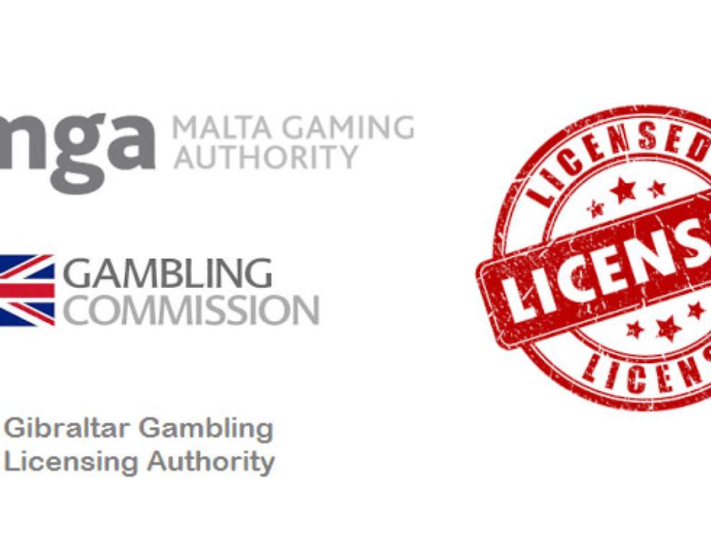 online casino licenties