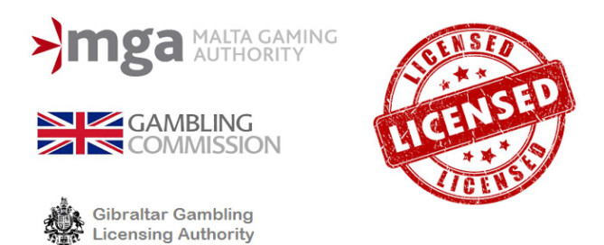 betrouwbare online casino vergunningen